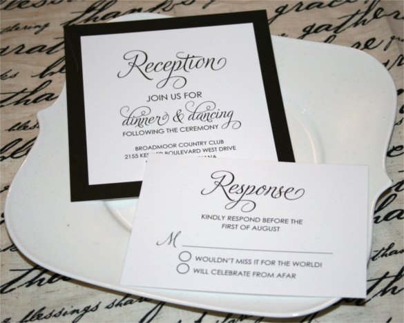 Modern Wedding Invitation Template Fresh 27 Modern Wedding Invitation Templates Free Sample