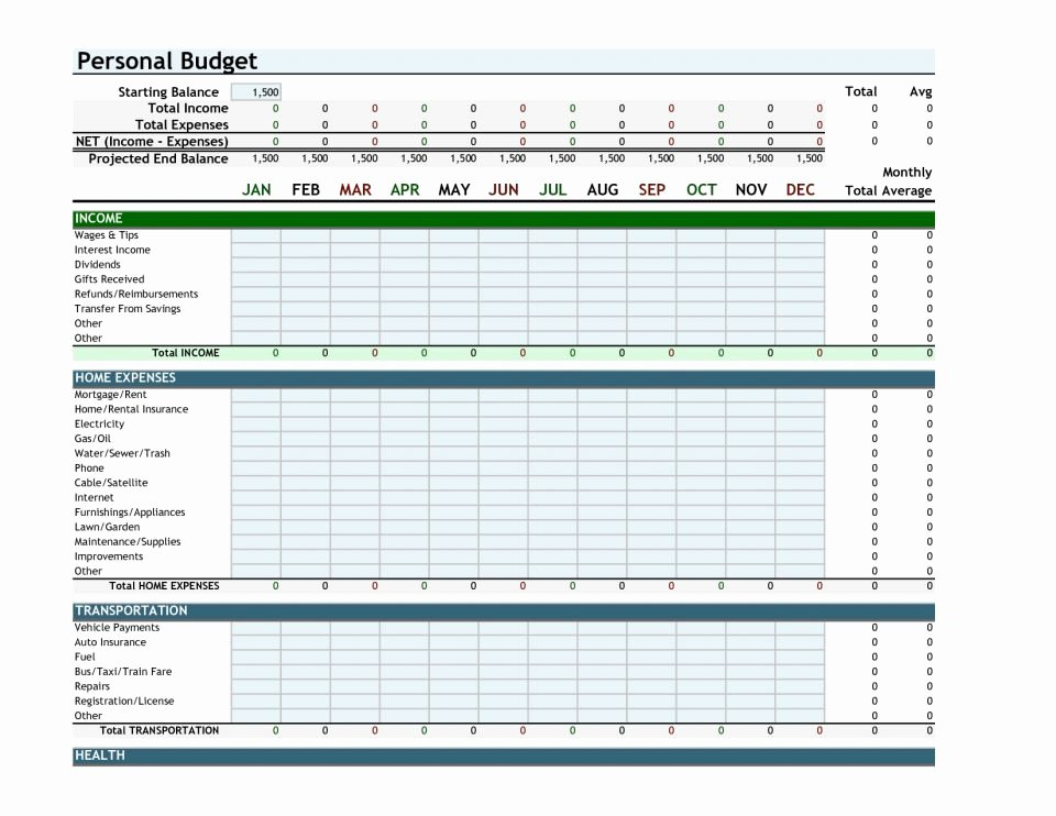 Monthly Budget Excel Spreadsheet Template Fresh Dave Ramsey Monthly Bud Excel Elegant Bud Worksheet Pdf