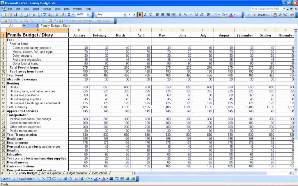Monthly Budget Excel Spreadsheet Template Unique Monthly Bud Excel Spreadsheet Template Free Monthly