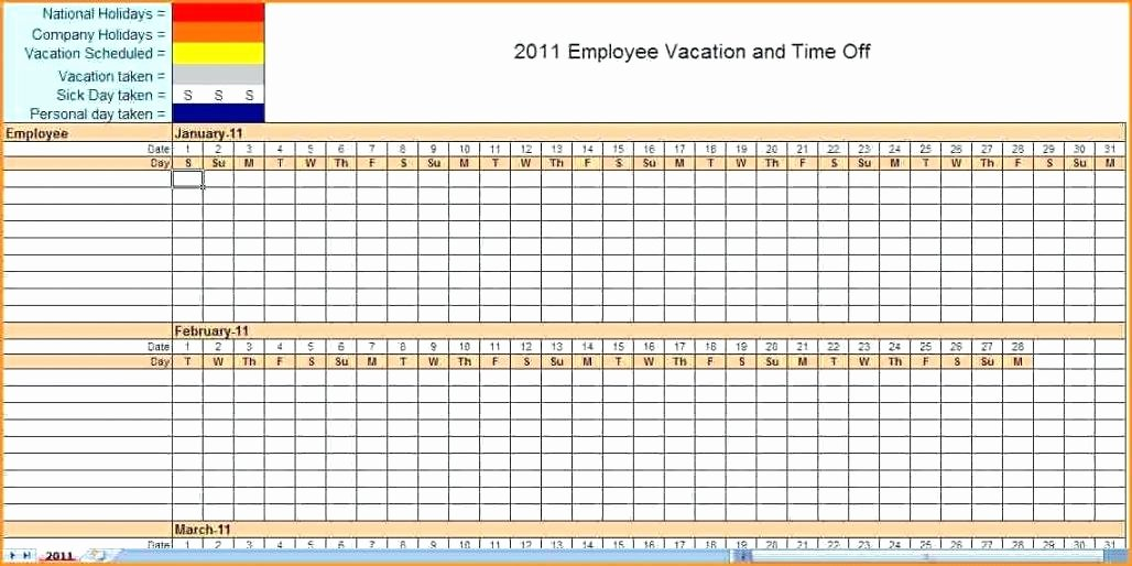Monthly Employee Schedule Template Excel Fresh Monthly Staffing Schedule Template – Freewarearenafo
