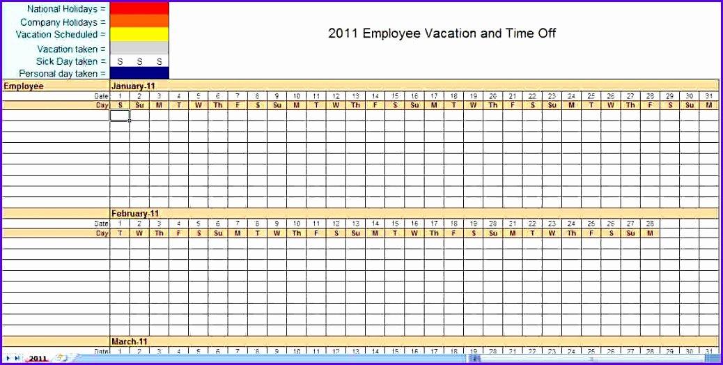 Monthly Employee Schedule Template Excel Unique 12 Schedule Template for Excel Exceltemplates