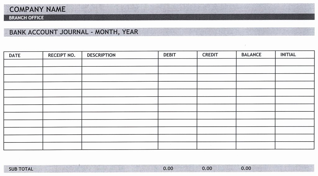 Monthly Expense Report Template Best Of Monthly Expense Report Template