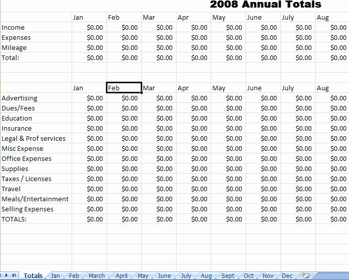 Monthly Expense Report Template Excel Luxury Expense Report Template for Excel