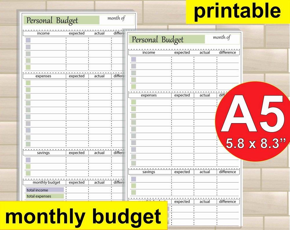 Monthly Expense Tracker Template New Spending Tracker Spreadsheet