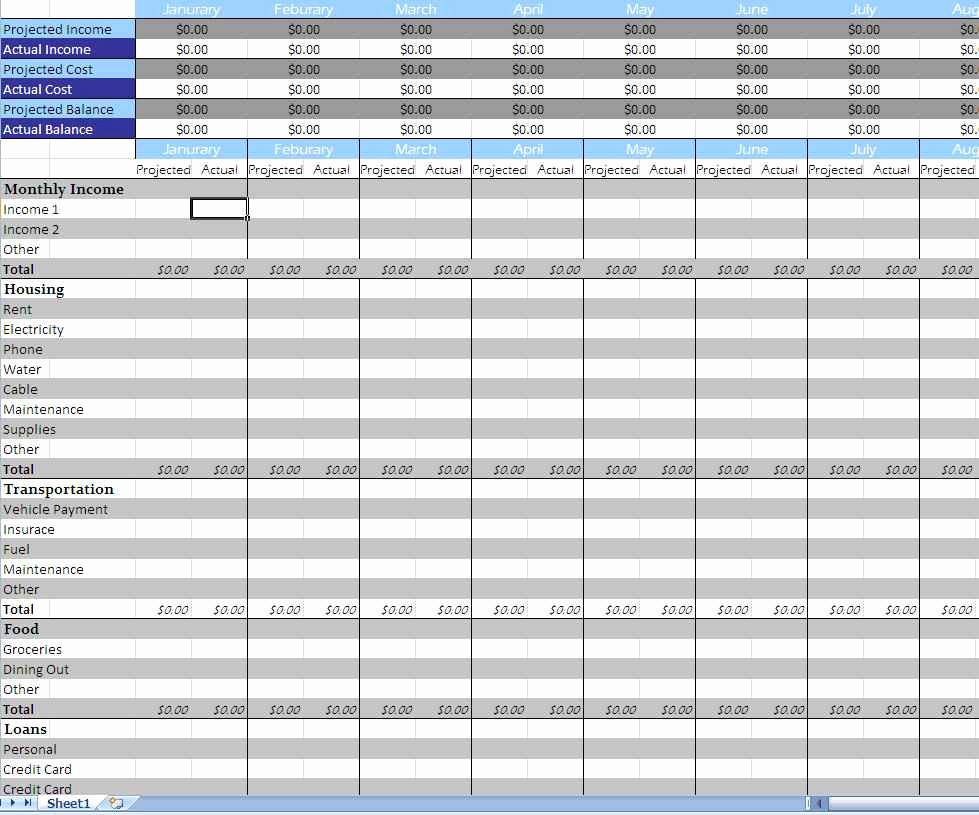 Monthly Expenses Spreadsheet Template Best Of Monthly Expenses Spreadsheet Template Spreadsheet