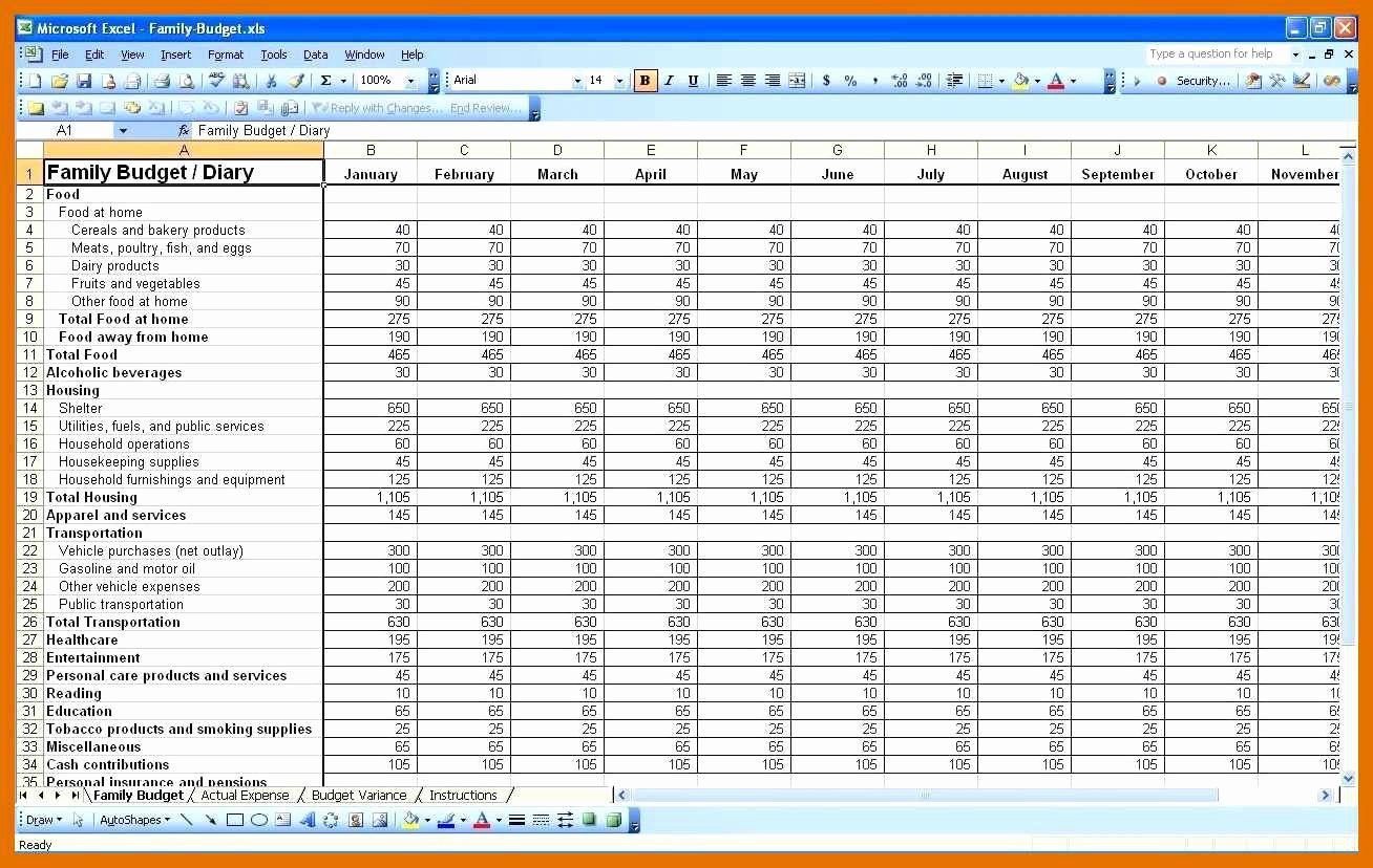 Monthly Income and Expense Template Fresh 11 12 Monthly In E Spreadsheet