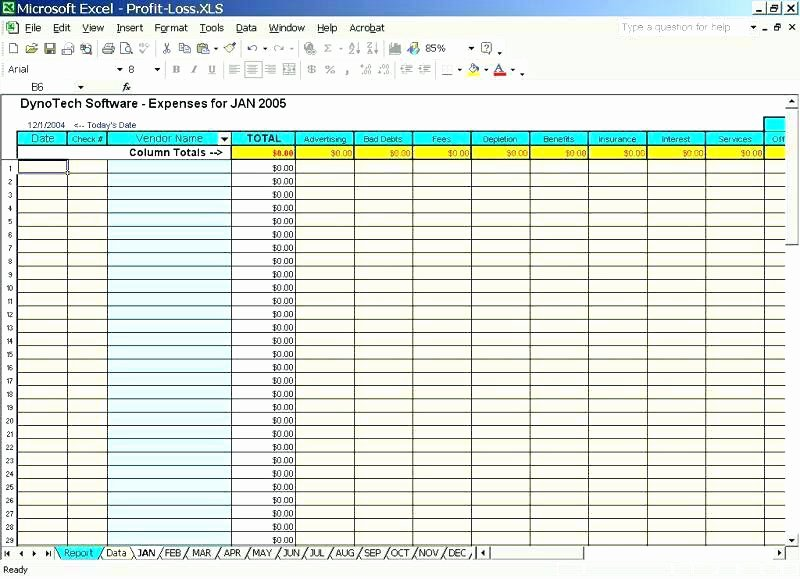 Monthly Income and Expense Template Fresh Small Business Expenses Worksheet Monthly In E and