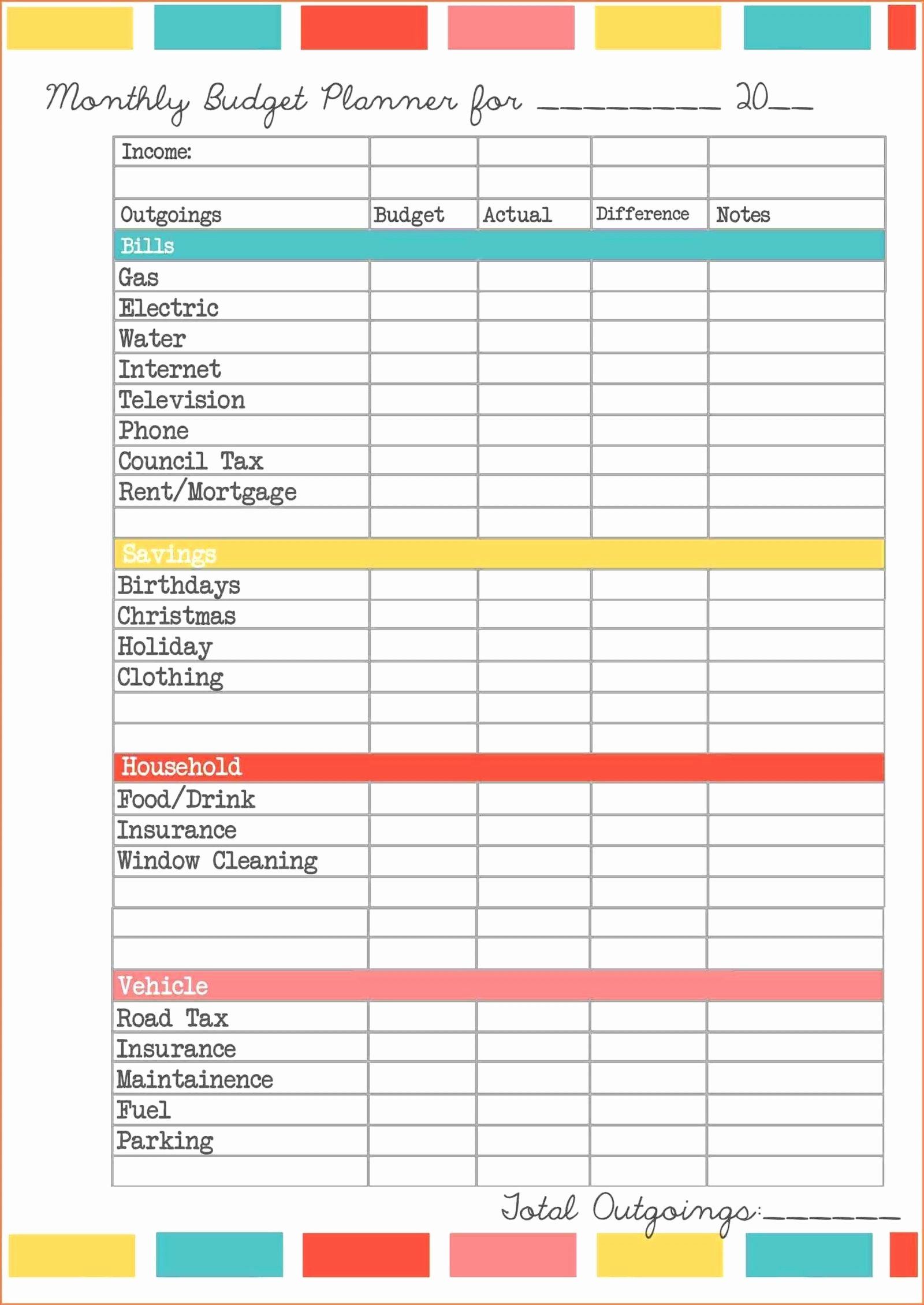 Monthly Income and Expenses Template Awesome Small Business In E and Expenses Spreadsheet Template