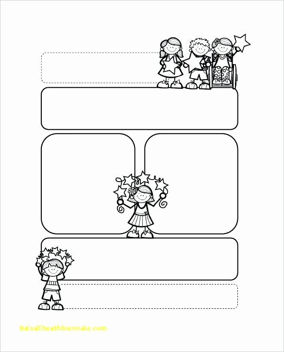 Monthly Newsletter Template for Teachers Awesome Kindergarten Newspaper Template Free March Newsletter