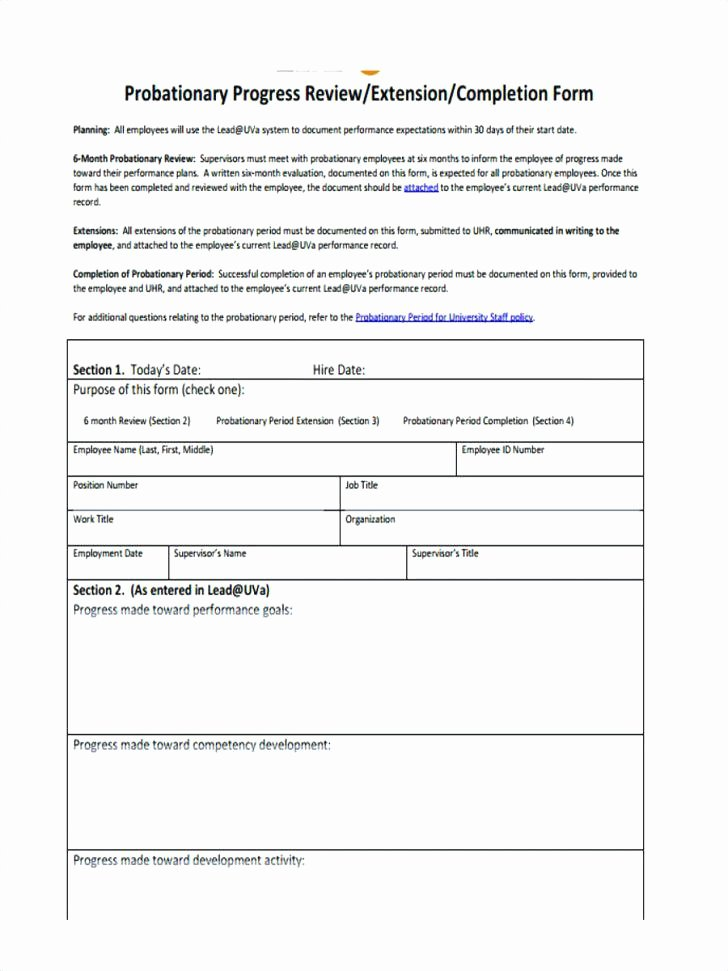 Monthly Performance Review Template Fresh 6 Month Performance Review Template – Verbe