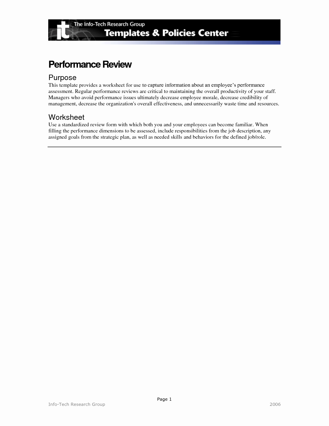 Monthly Performance Review Template Inspirational Monthly Performance Review Template