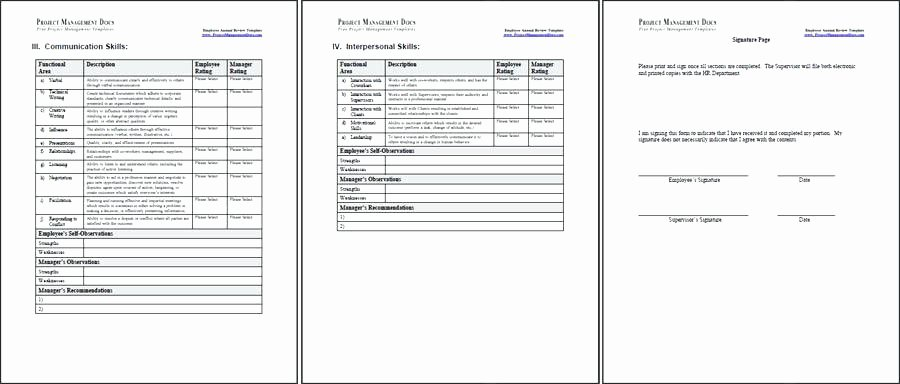 Monthly Performance Review Template Unique Cook Evaluation form Image 2 Performance Review Sheet for