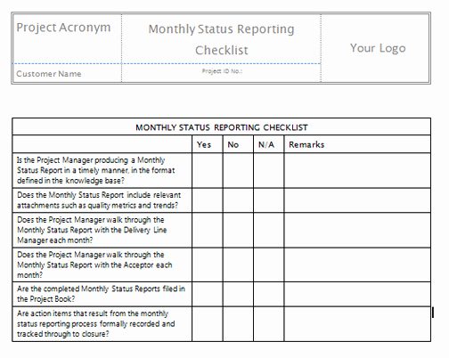 Monthly Report Template for Manager Unique Modal Title