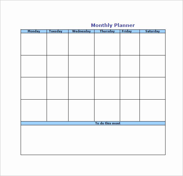 Monthly to Do List Template Inspirational to Do List Template 13 Free Word Excel Pdf format