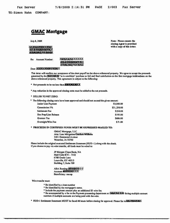 Mortgage Pre Approval Letter Template Beautiful Pre Approval Letter for Home Loan Bank America