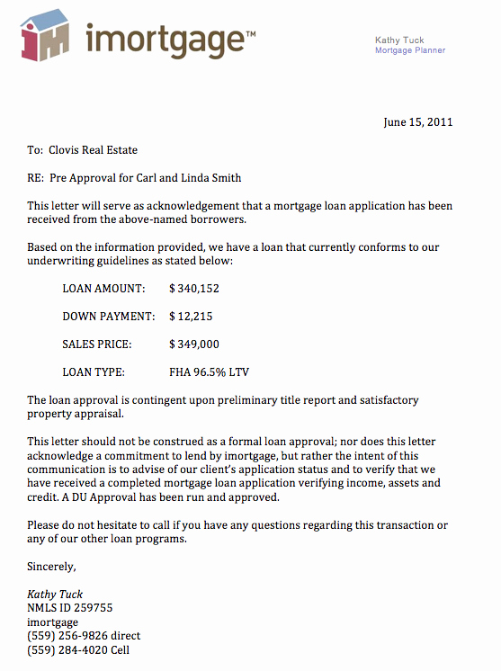 Mortgage Pre Approval Letter Template Unique Knowcrazy Sample Credit Approval Letter