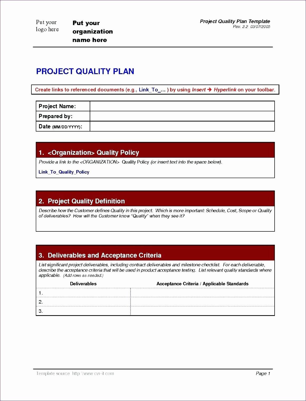 Mortgage Quality Control Plan Template Unique Mortgage Quality Control Plan Template