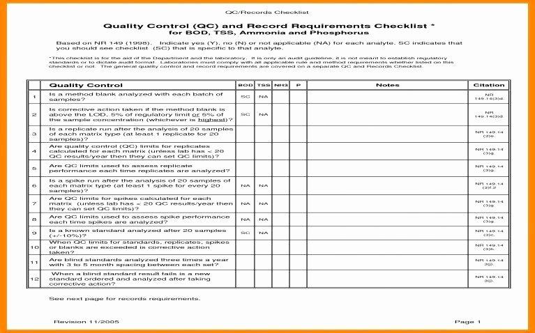 Mortgage Quality Control Plan Template Unique Quality Plan Template Project Management Quality Plan