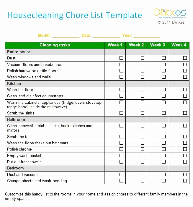 Move Out Cleaning Checklist Template Elegant 46 Best Images About List Templates Dotxes On Pinterest