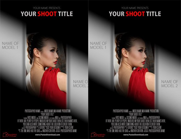 Movie Poster Design Template New Movie Poster Templates 26 Free Psd format Download