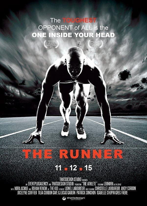 Movie Poster Design Template Unique Free Sport Flyers