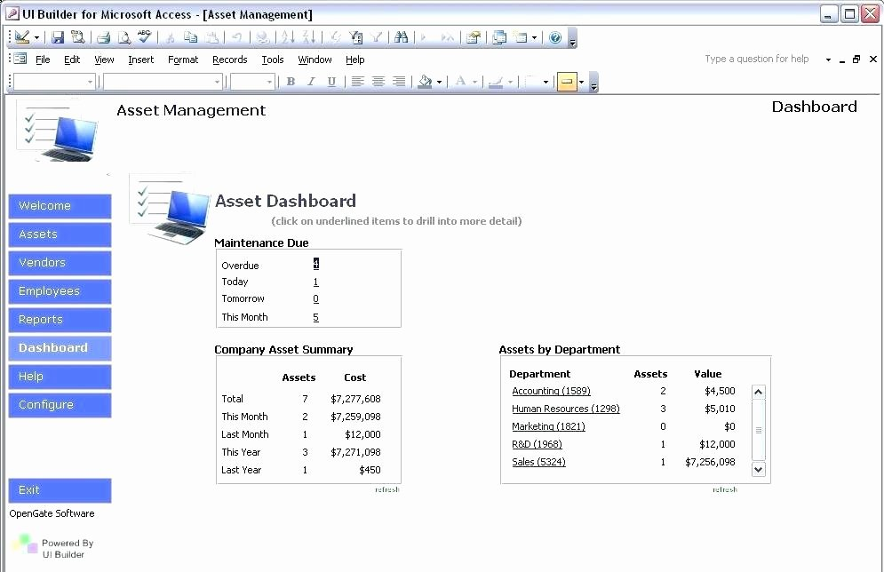 Ms Access 2007 Template Elegant Microsoft Access 2007 Template Download Invoice Database