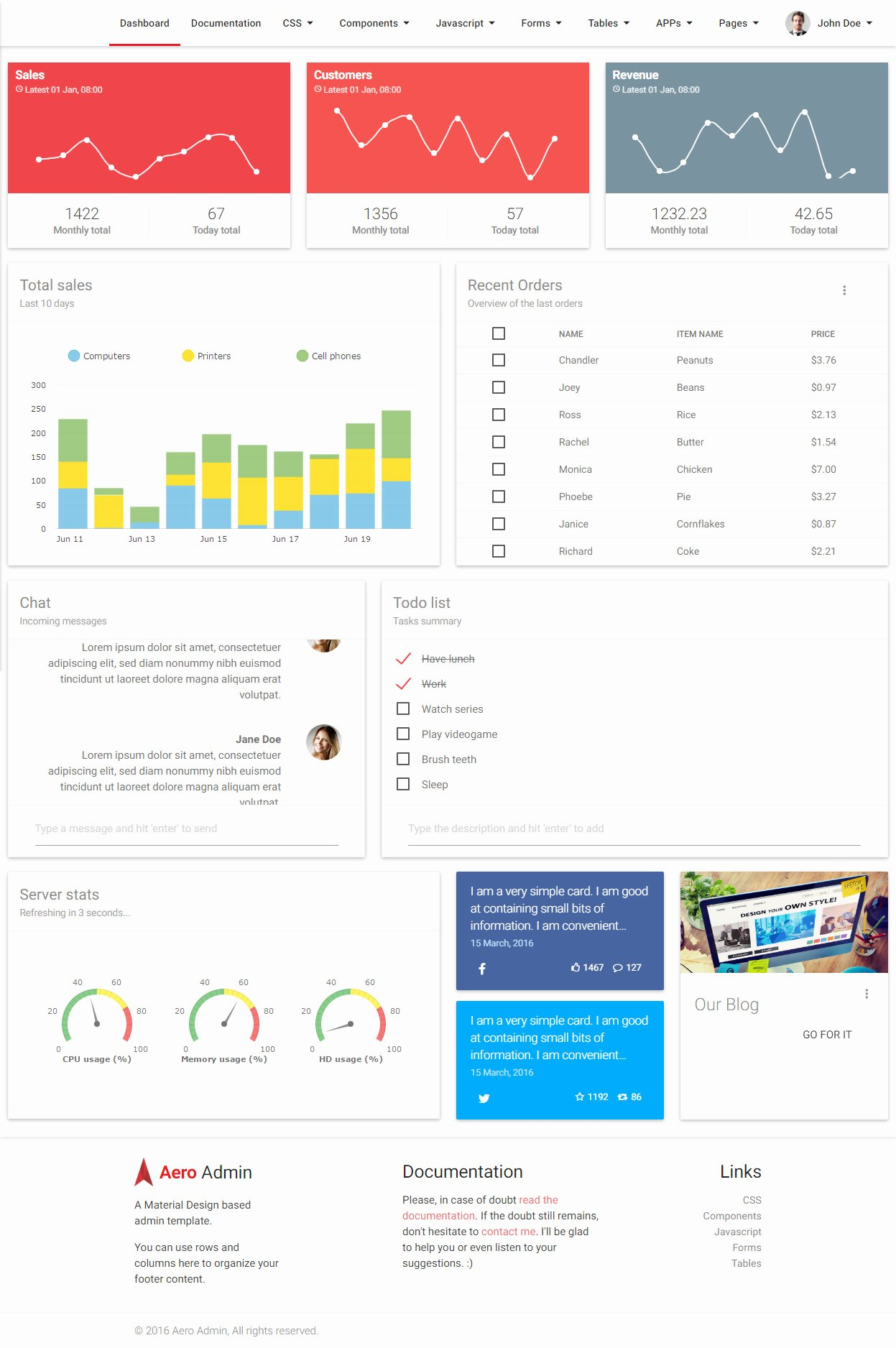 Ms Access Dashboard Template Best Of 40 Best Material Design Dashboard Templates 2017 2018