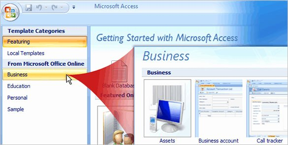 Ms Access Database Template New 8 Free Access Database Templates