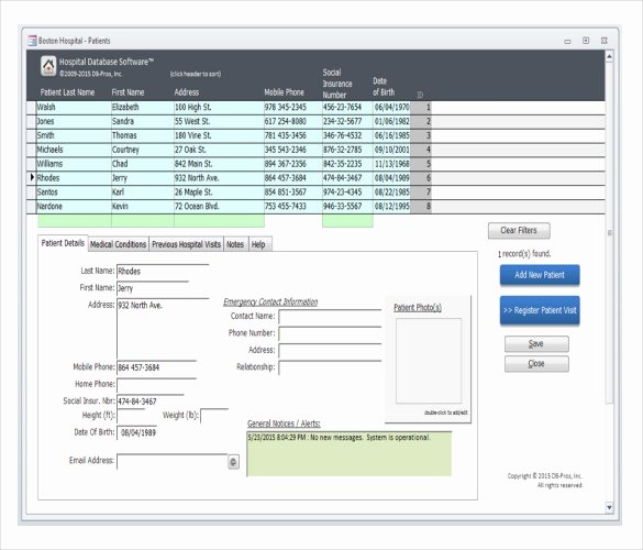 Ms Access Inventory Template Elegant Access Inventory Templates – 16 Free Sample Example