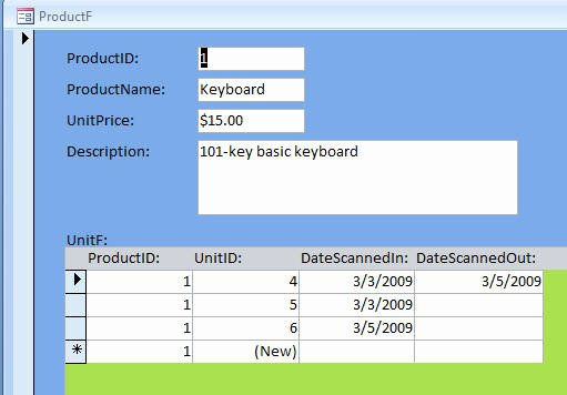 Ms Access Inventory Template New Microsoft Access Inventory Template Sample Stock Control
