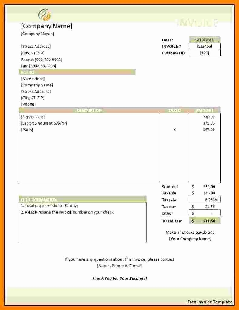 Ms Office Receipt Template Awesome Microsoft Word 2003 Invoice Template Download Microsoft