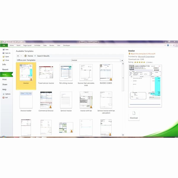 Ms Office Receipt Template Best Of How to Download and Use A Microsoft Fice Invoice Template
