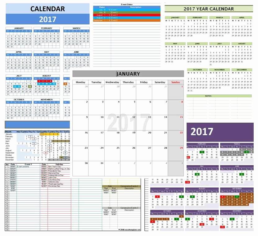 Ms Office Schedule Template Elegant 2017 Libreoffice Calendar