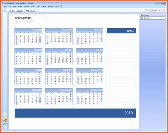 Ms Office Schedule Template Inspirational 6 Microsoft Office Calendar Templates Bookletemplate
