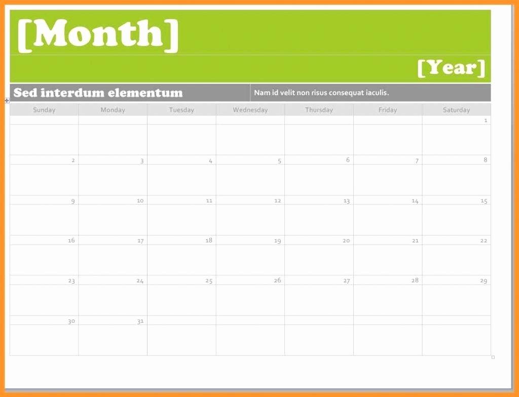 Ms Office Schedule Template New Microsoft Fice Calendar Templates 2018
