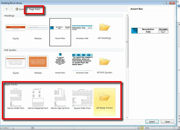 Ms Publisher Catalog Template Fresh Creating and Publishing Catalogs for Your Business Using