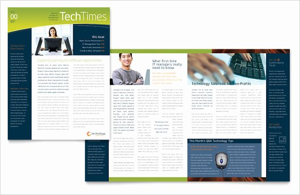 Ms Publisher Newsletter Template Inspirational 29 Microsoft Newsletter Templates Free Word Publisher