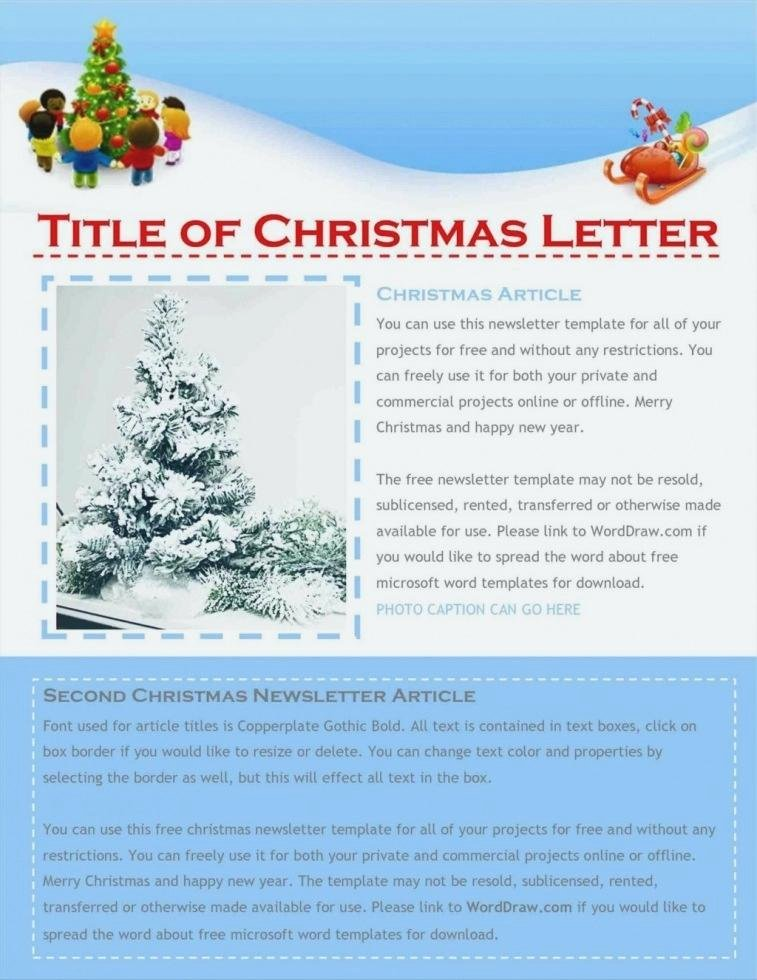 Ms Publisher Newsletter Template Luxury Templates Word Letter Template Printable Holiday Party