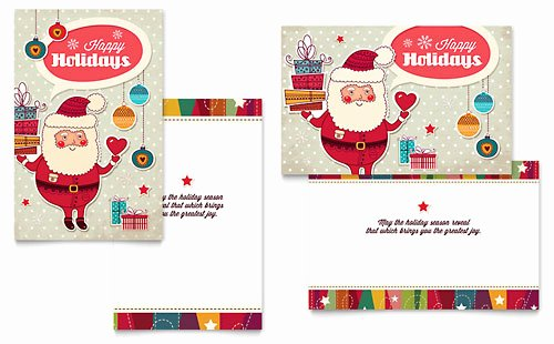 Ms Publisher Postcard Template Fresh Free Greeting Card Template Download Word & Publisher