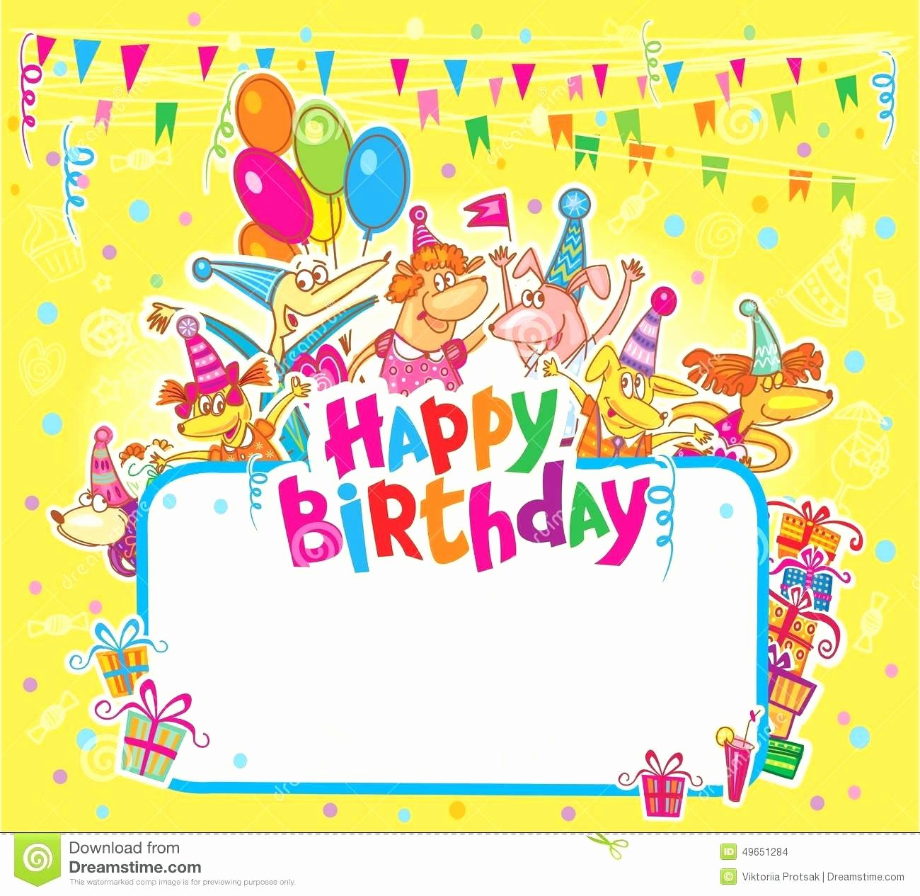Ms Word Birthday Card Template Awesome Template Happy Birthday Card Template Word