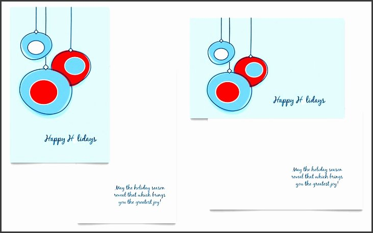 Ms Word Birthday Card Template Beautiful 5 Ms Word Greeting Card Template Sampletemplatess