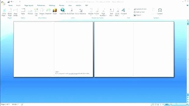 Ms Word Birthday Card Template Beautiful Microsoft Word 2007 Birthday Card Template Greeting Blank