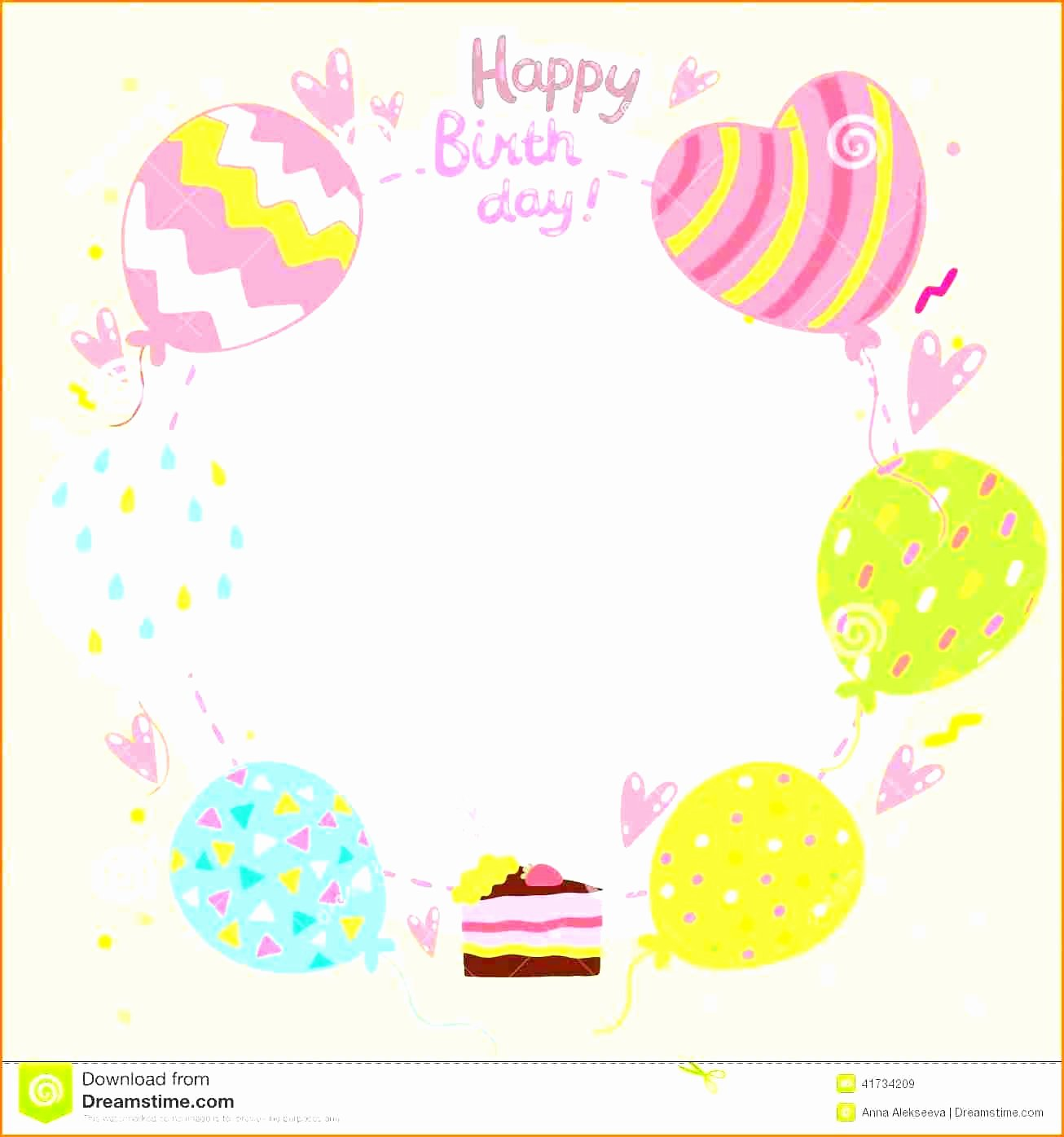 Ms Word Birthday Card Template Elegant Birthday Card Layout Mughals