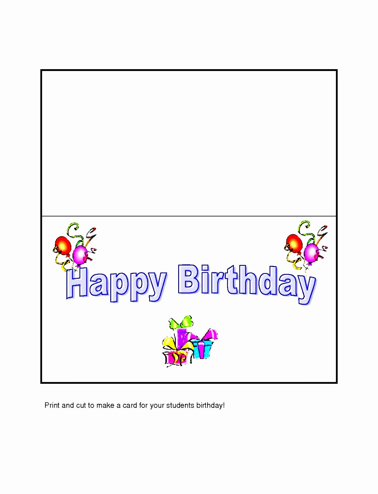 Ms Word Birthday Card Template Lovely 10 Microsoft Publisher Birthday Card Templates Yoaeo