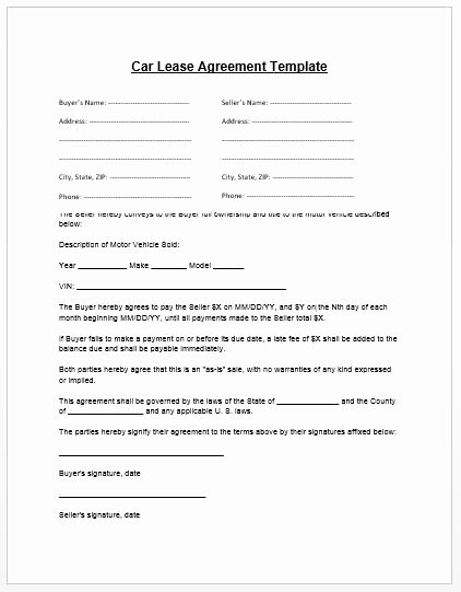 Ms Word Contract Template Beautiful Loan Agreement Template
