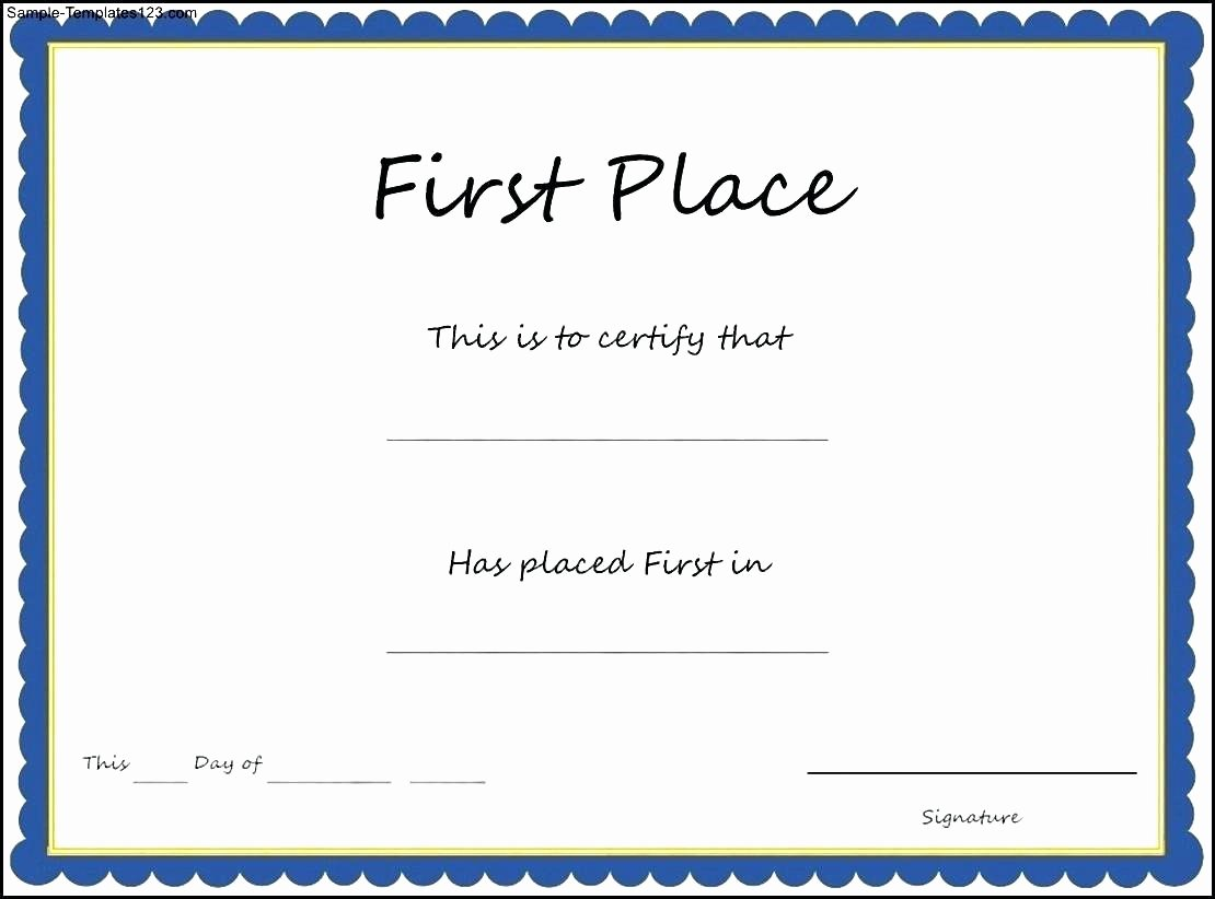 Ms Word Gift Certificate Template Fresh Template Microsoft Word Certificate Template