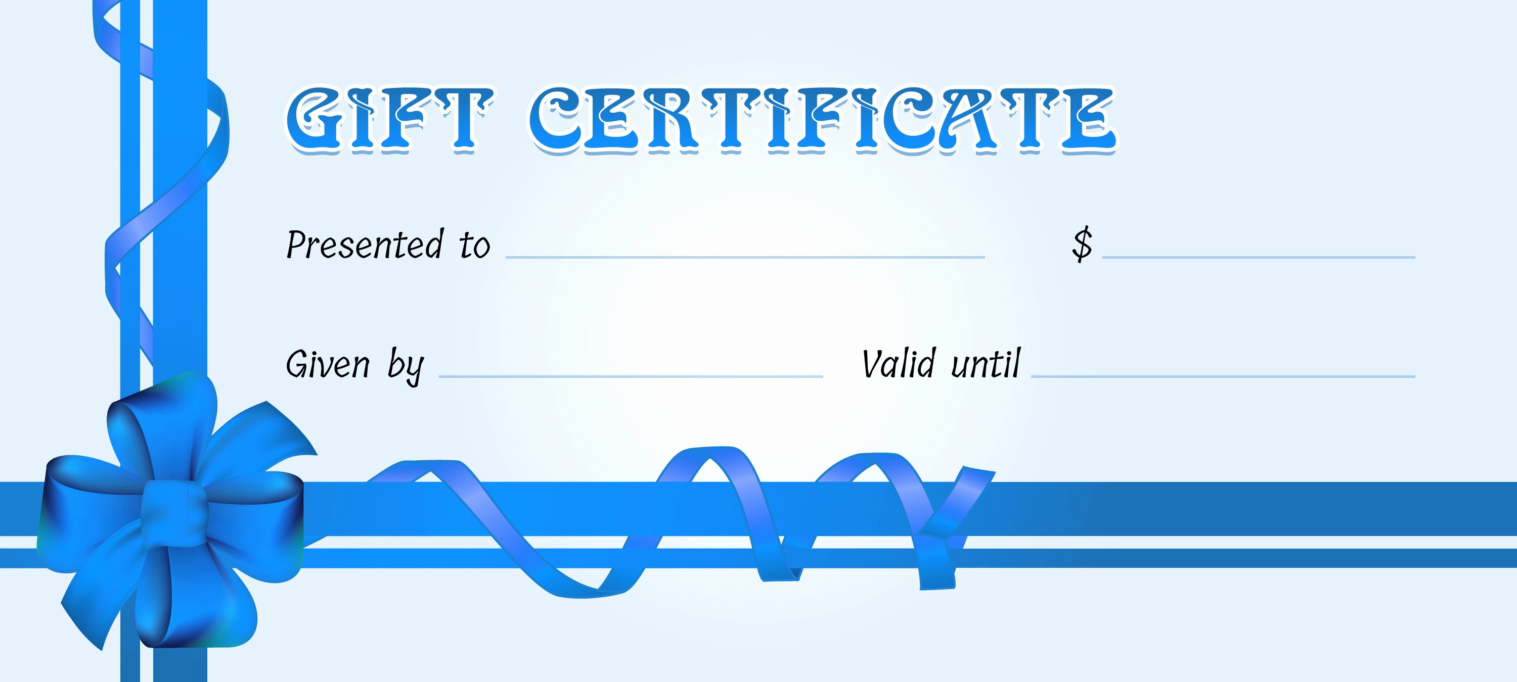 Ms Word Gift Certificate Template New Business Gift Certificates for All events