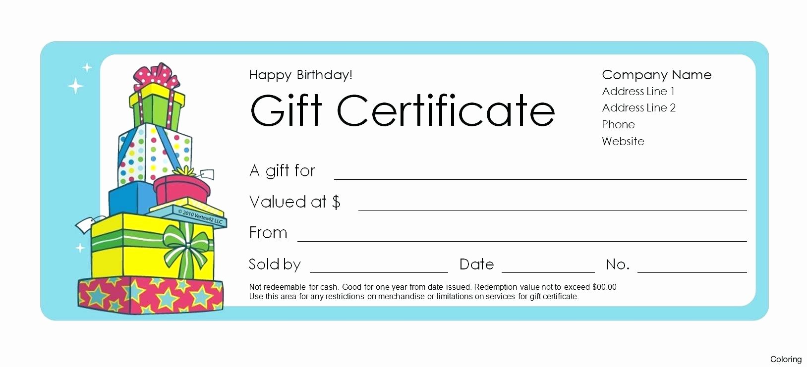 Ms Word Gift Certificate Template Unique How to Numbered Gift Certificates In Publisher Gift Ftempo