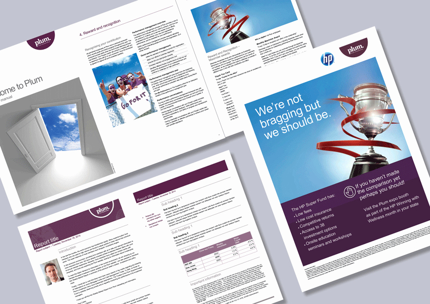 Ms Word Training Manual Template Best Of Superannuation Report Manual and Poster Word Templates