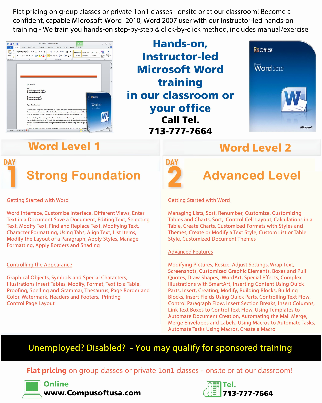 Ms Word Training Manual Template New Training Manual Template Word 2010 Portablegasgrillweber